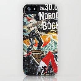 Norddeutsches iPhone Case