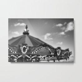 Carousel Memories Metal Print