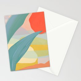 Shapes and Layers no.33 Stationery Cards