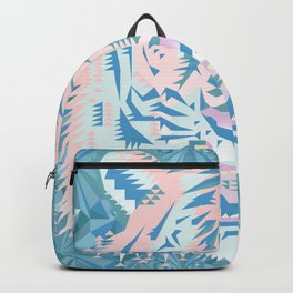 Pastel Quartz Tiger Backpack