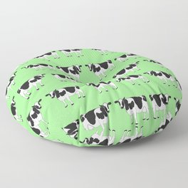 Cows pattern Floor Pillow