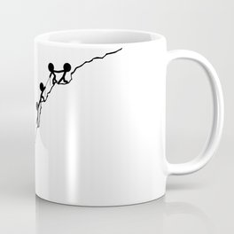 With a little help Coffee Mug
