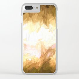 Festival Lights and Fire 3 Clear iPhone Case