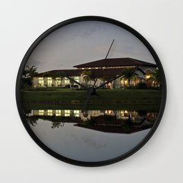 Reflections (2) Wall Clock