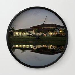 Reflections (2) Wall Clock