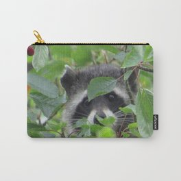 Raccoon at Wapato Par Carry-All Pouch