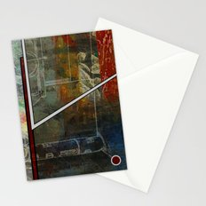 Comic Element Stationery Cards