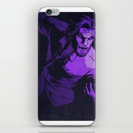 Big Bad Bigby - The Wolf Among Us iPhone Skin