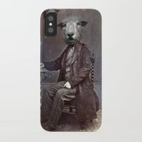 law iPhone & iPod Cases featuring jungle law by ppatphoto