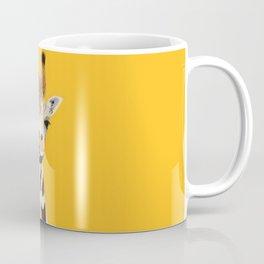 The Nose-picking Giraffe (no fingers needed) Coffee Mug