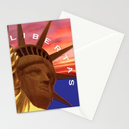 Libertas Stationery Cards