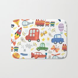 Transportaion Bath Mat