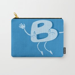 B Happy! Carry-All Pouch