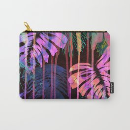 Drippy Jungle {acid} Carry-All Pouch