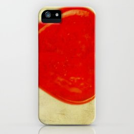 LOVE is all you need iPhone Case