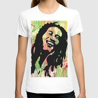 marley T-shirts featuring Marley by Katie Mont