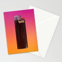Lightin' The Left Coast Stationery Cards