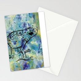 Poison Dart Frog Stationery Cards