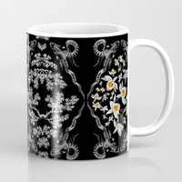 florence Mugs featuring florence by Layse Almada art