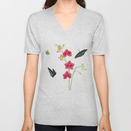 In Bloom Unisex V-Neck