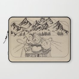 Tranquil Laptop Sleeve