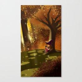 Autumn Approaches Canvas Print