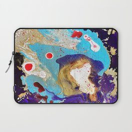 Red Squirt Laptop Sleeve