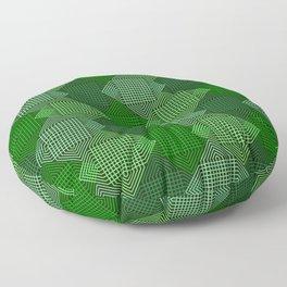 Op Art 102 Floor Pillow