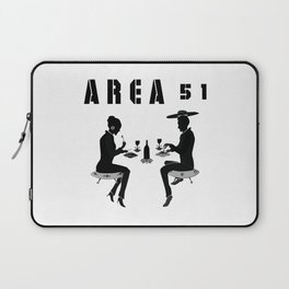 Area 51 Dinner Laptop Sleeve