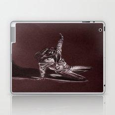 Black and White Drawing Laptop & iPad Skin