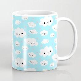Happy Clouds in the Sky Coffee Mug
