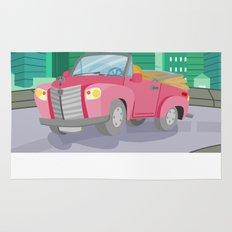 CAR (GROUND VEHICLES) Rug