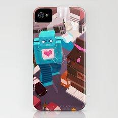 Dance, Lovebot! Dance! Slim Case iPhone (4, 4s)