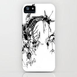 Strange Lings iPhone Case