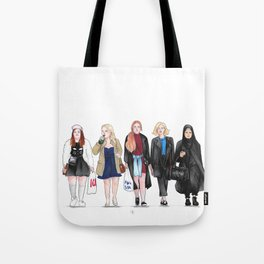 Skam Girls Tote Bag