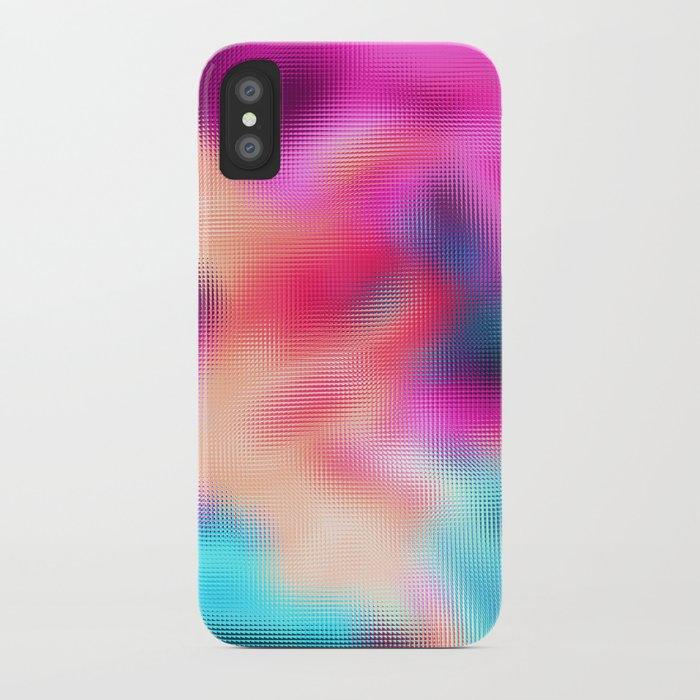 Bastard Abstract iPhone Case