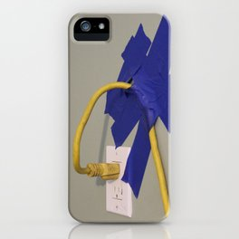 plugito iPhone Case