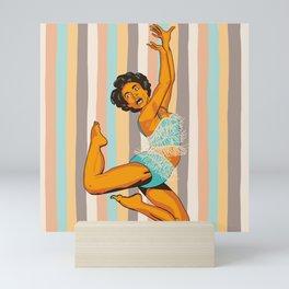 Bombshell Mini Art Print