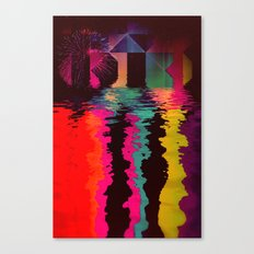 th'cyrrynt yyrr Canvas Print