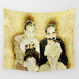 MARX BROTHERS - 004 Wall Tapestry