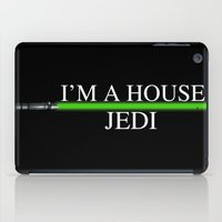 jedi iPad Cases featuring House Jedi by Jung311