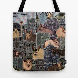 London City Farm Tote Bag