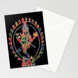 Shiva Nataraja Stationery Cards