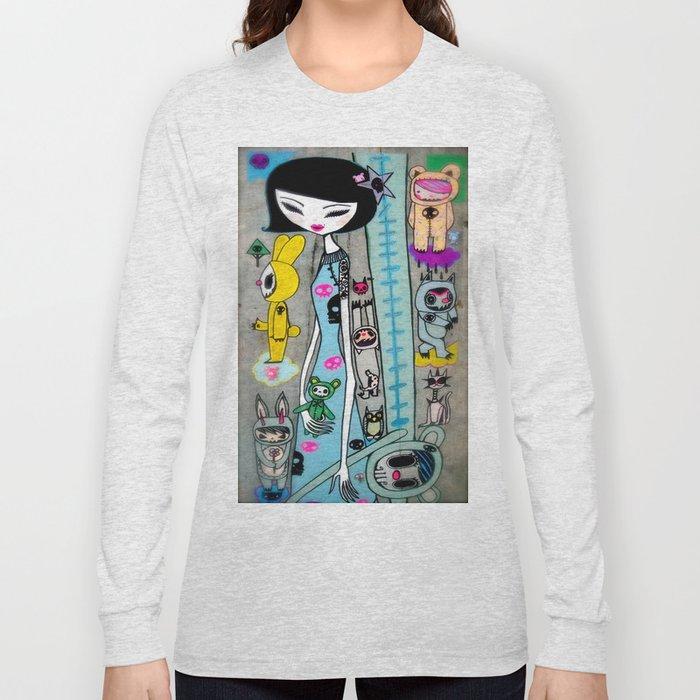 moymoy Long Sleeve T-shirt