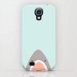 shark attack iPhone Case