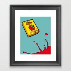 Pop Icon - Tarantino Framed Art Print