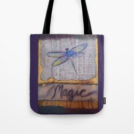 Art is Magic Tote Bag