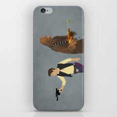 Han & Chewie iPhone & iPod Skin