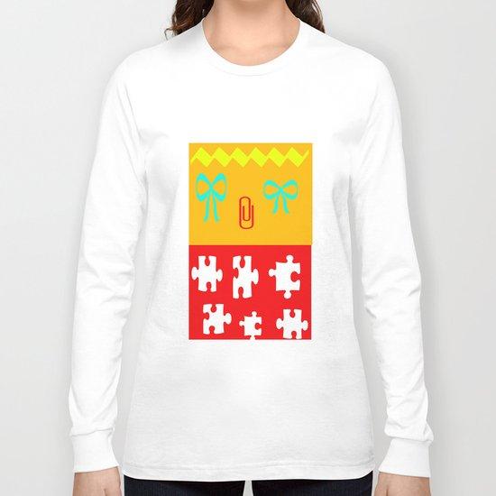 Mrs. Mustard  Long Sleeve T-shirt