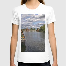 The River Thames At Marlow T-shirt